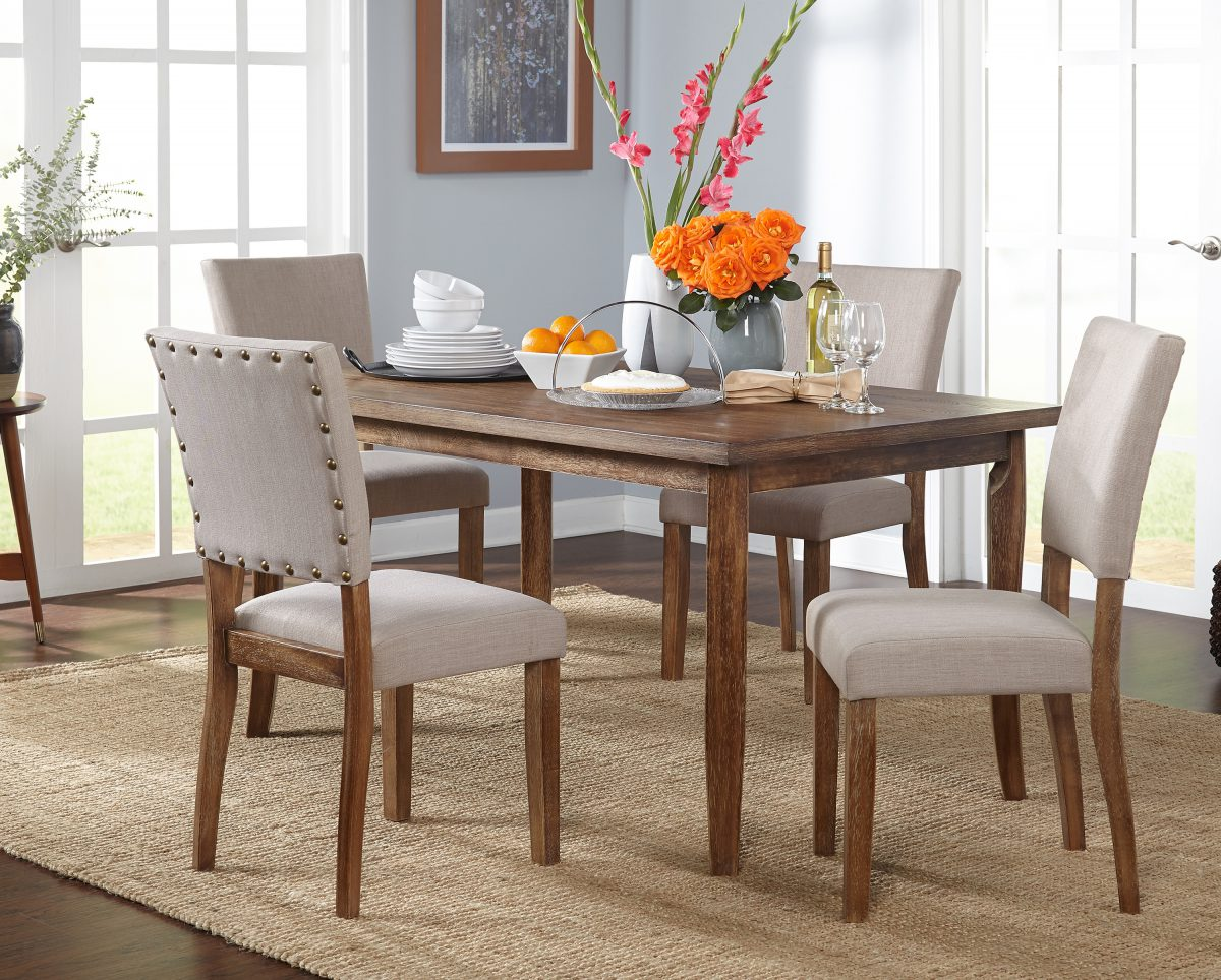 Simple Living Provence Dining Set Shoppeep