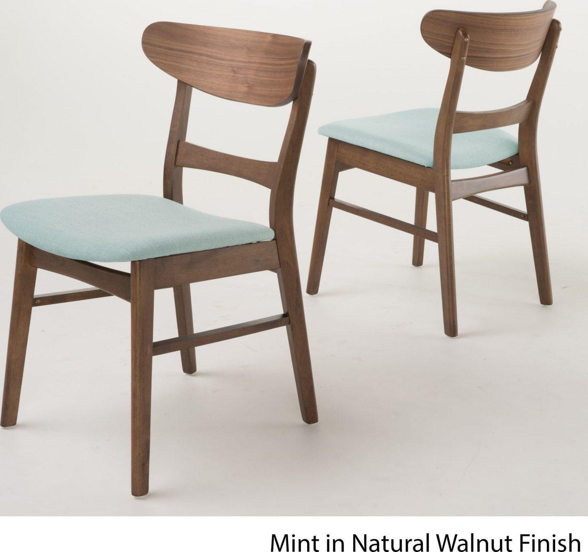 Christopher Knight Idalia Mid-Century 5-piece Rectangular Dining Set