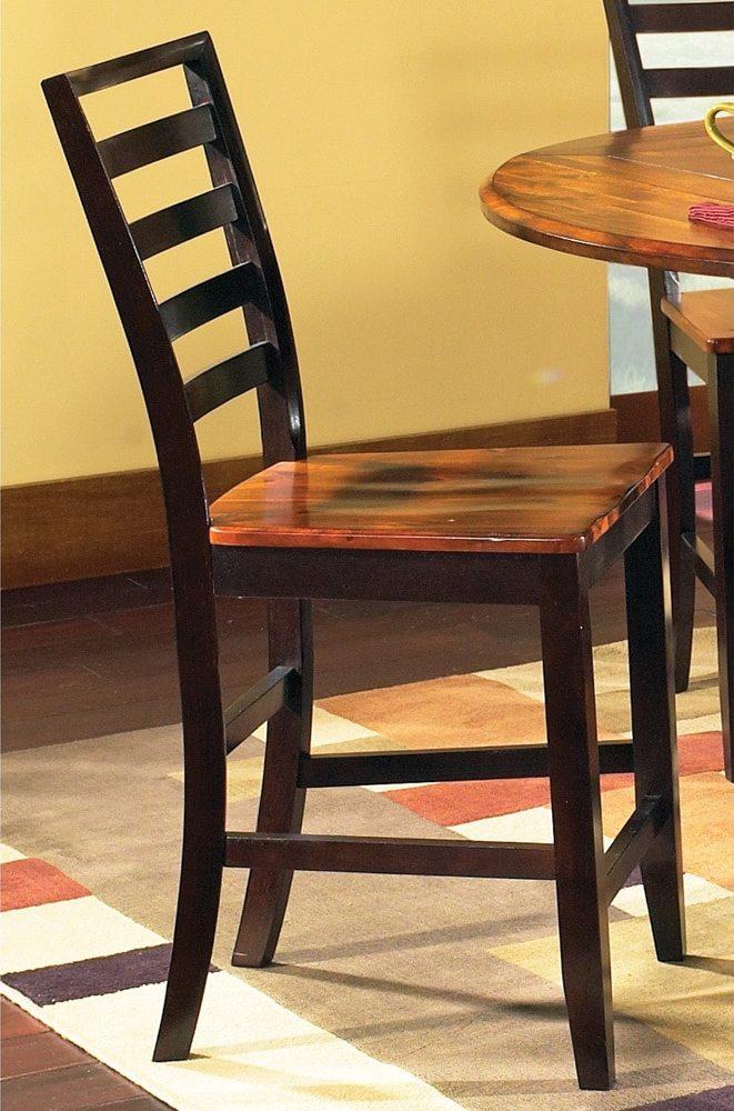 Gracewood Hollow Allison Acacia 5-piece Counter Height Dining Set